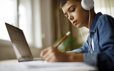 Impacto ecológico de la escuela virtual